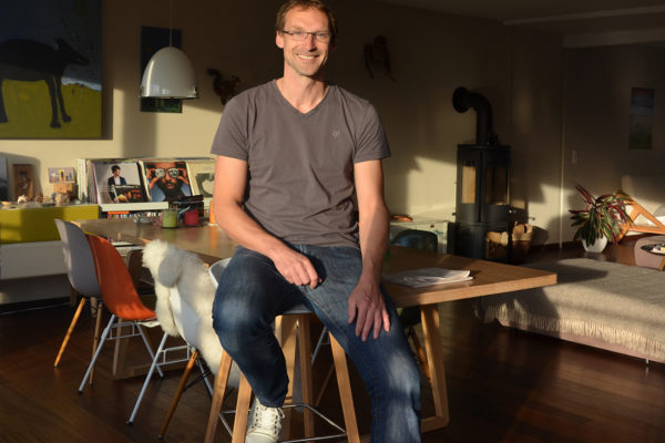 Zu Hause bei Jannis Ellenberger