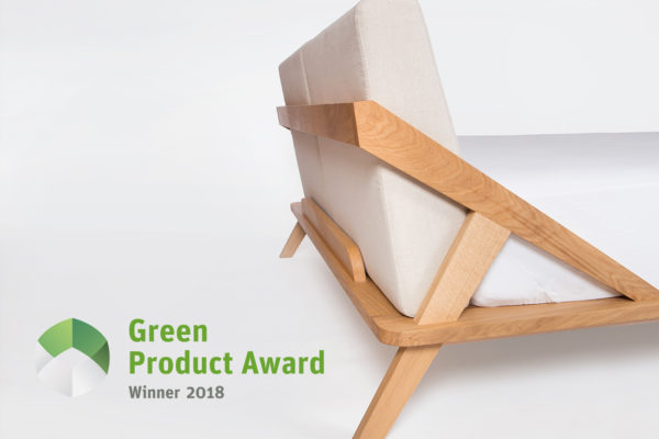 "Nordic Space Bett ist ""Grünes Produkt"""