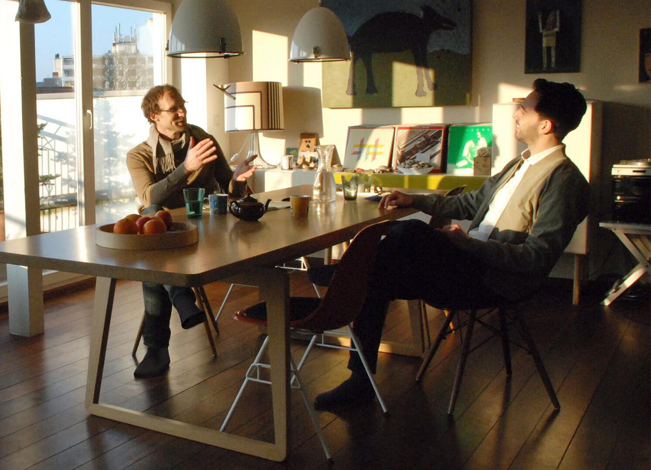 Designer Jannis Ellenberger im Interview