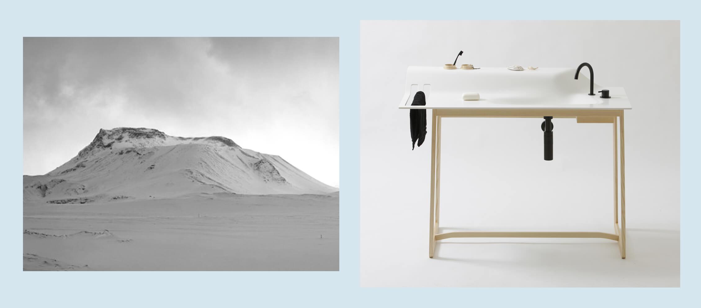 Jannis Ellenberger Design Private Space Waschtisch