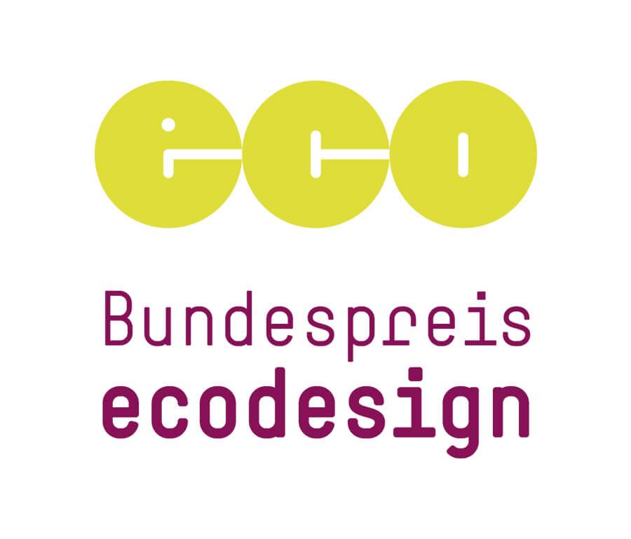 Bundespreis Ecodesign Logo