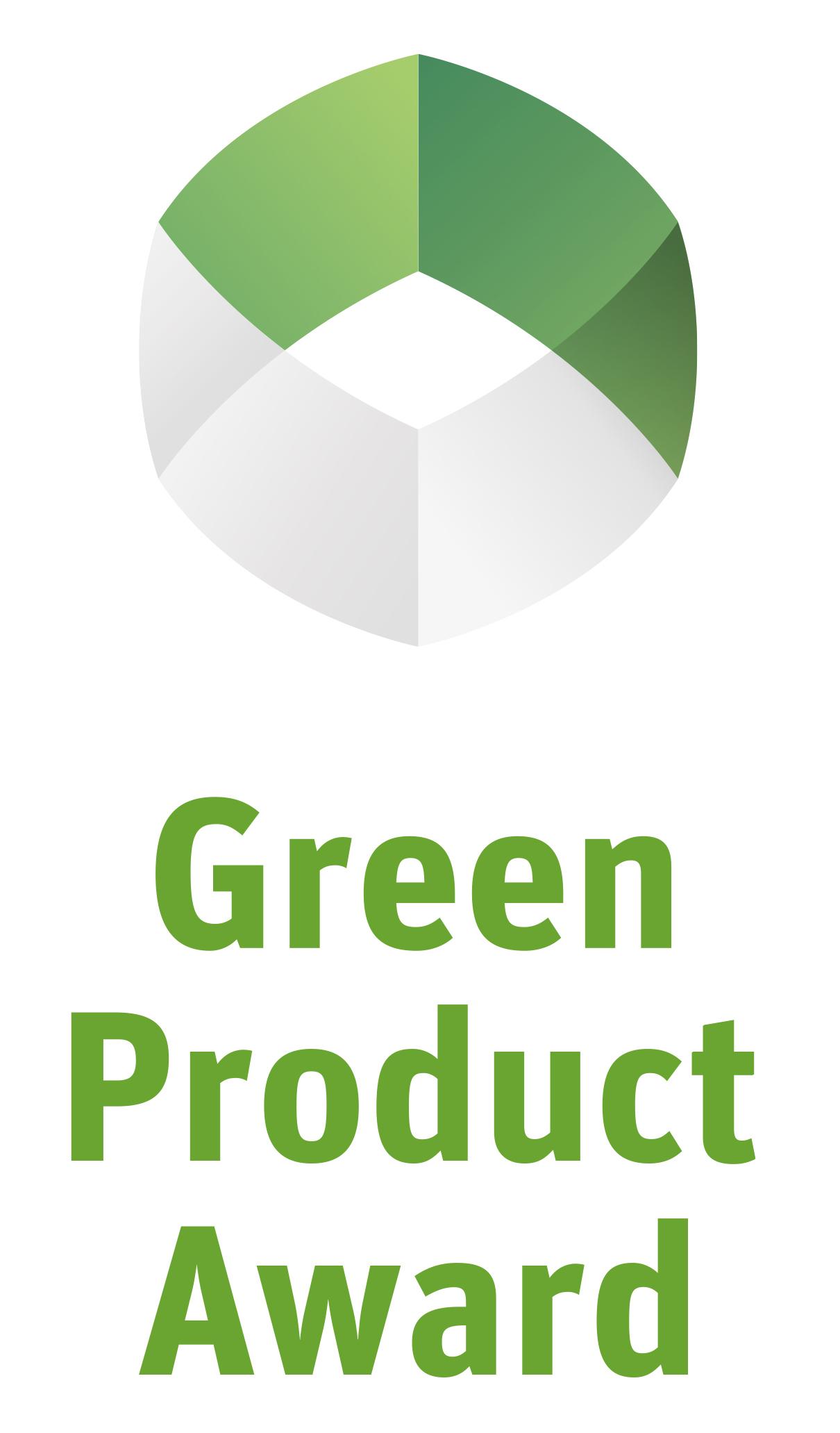 Green Product Award Winner 2018 Logo