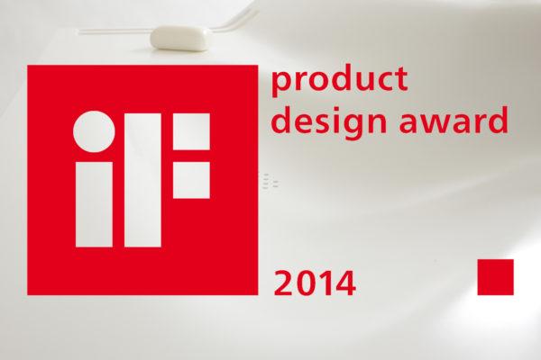 iF Product Design Award für Waschtisch