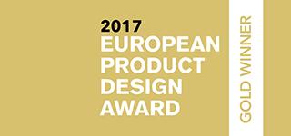 European Product Design Award 2017 Logo